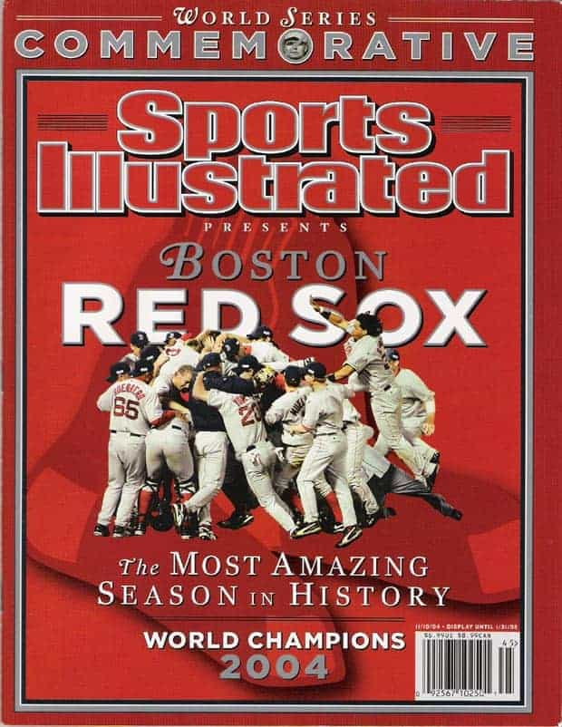 There are many sports leadership lessons to learn from the 2004 red sox comeback