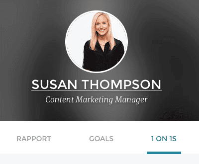 Susan Thompson - Team Member