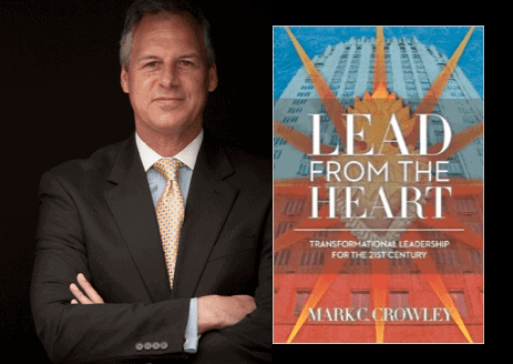 Mark Crowley Lead from the Heart lessons