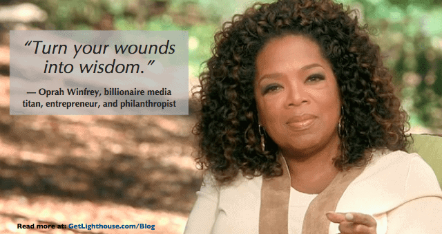 learn from your bad bosses. as Oprah says turn wounds into wisdom