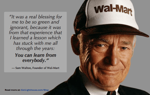 America Quotes Inspiration Great Sam Walton Quotes On Leadership From Made In America