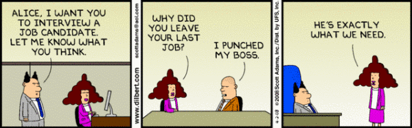 people leave managers, not companies - sometimes you're getting away from a boss