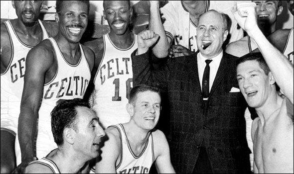 Red Auerbach secret to motivating teams