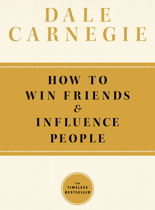one of the best leadership books for new managers is dale carnegie's how to win friends and influence people