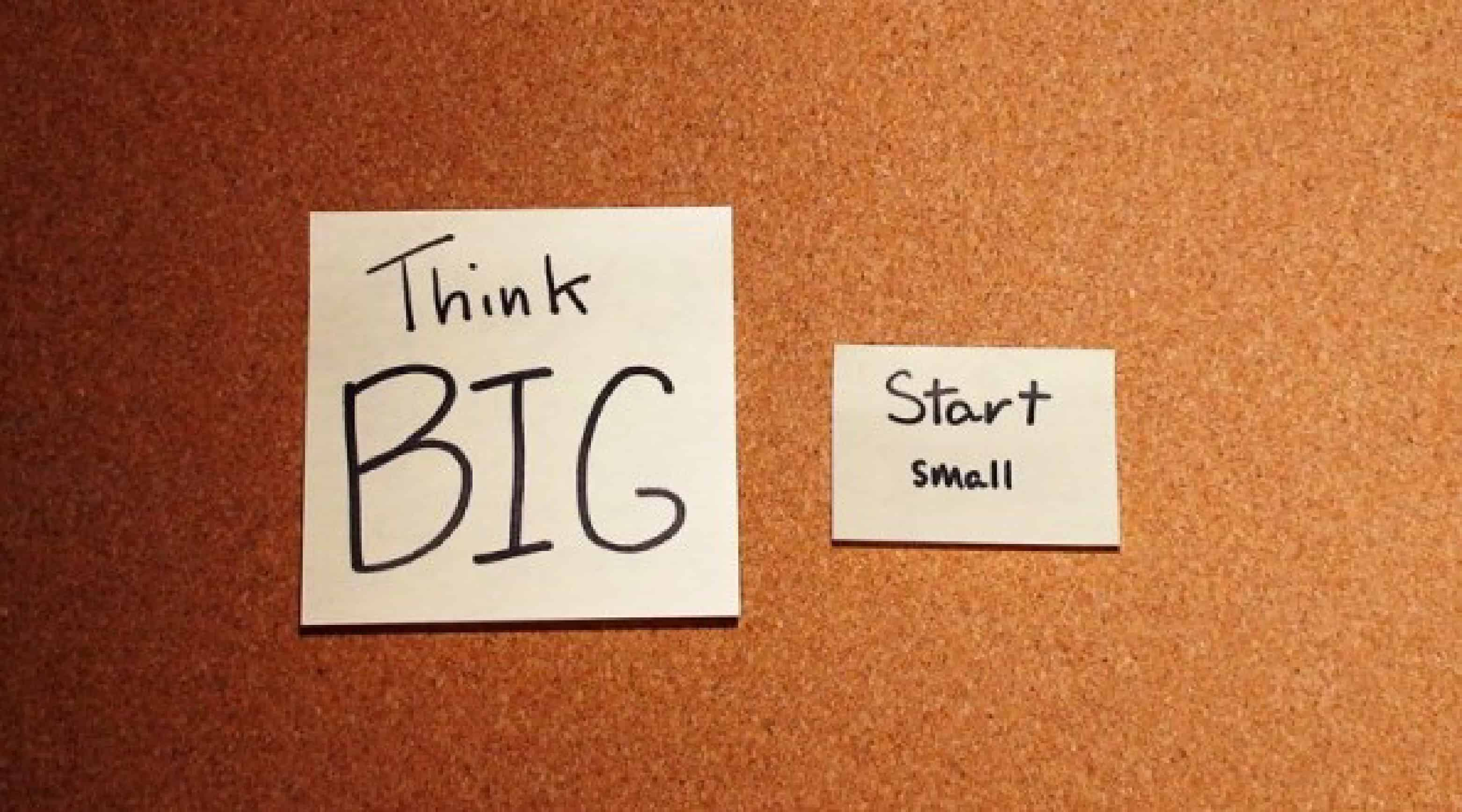 jim kavanaugh boost creativity by starting small