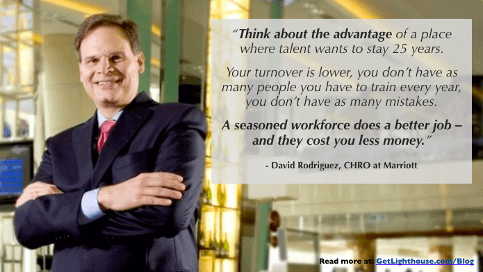 david rodriguez of marriott knows the value of when you promote from within
