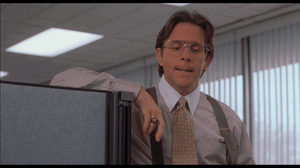 silicon valley has many bad managers like Lumbergh from Office Space
