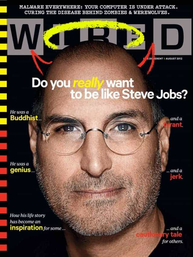 steve jobs was one of many bad managers in the valley inspiring more bad managers