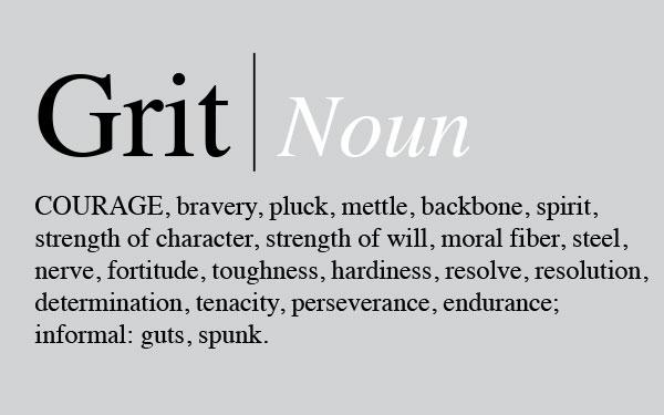 hiring for grit