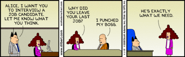 organizational problems include hiring poorly