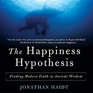 books for leaders the happiness hypothesis