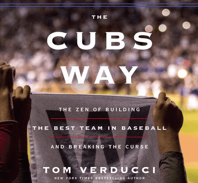 cultural change as written in the cubs way