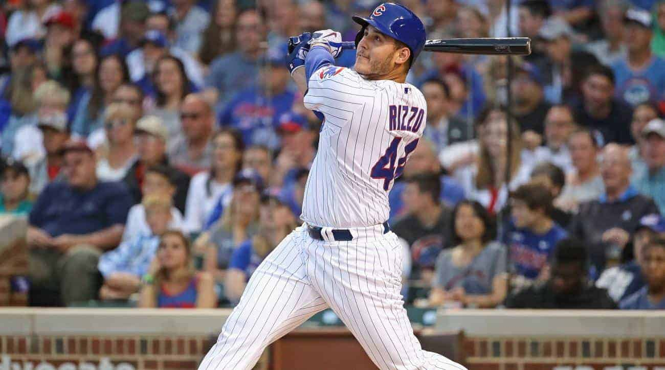 cultural change means finding leaders like Anthony Rizzo