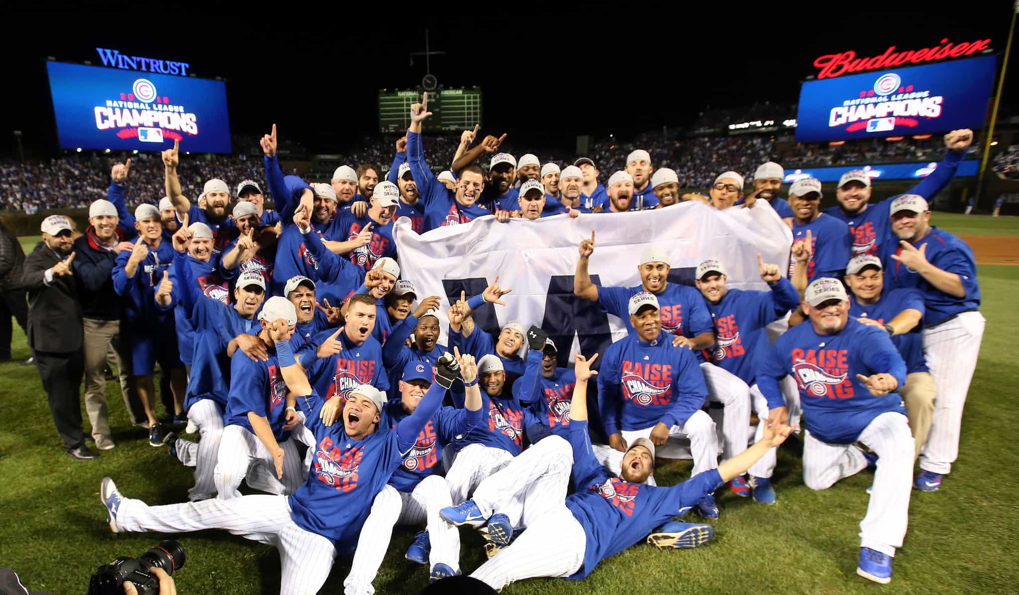culture transformation led to the cubs world series win