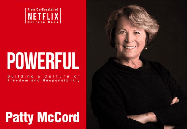 Patty McCord quotes Netflix Culture