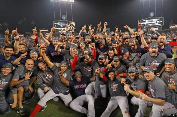 data driven emotionally intelligent red sox 2018 world series champs