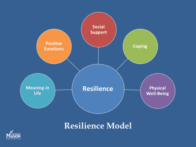 george mason resilience model