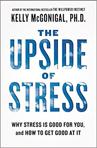 workplace stress can be a good thing