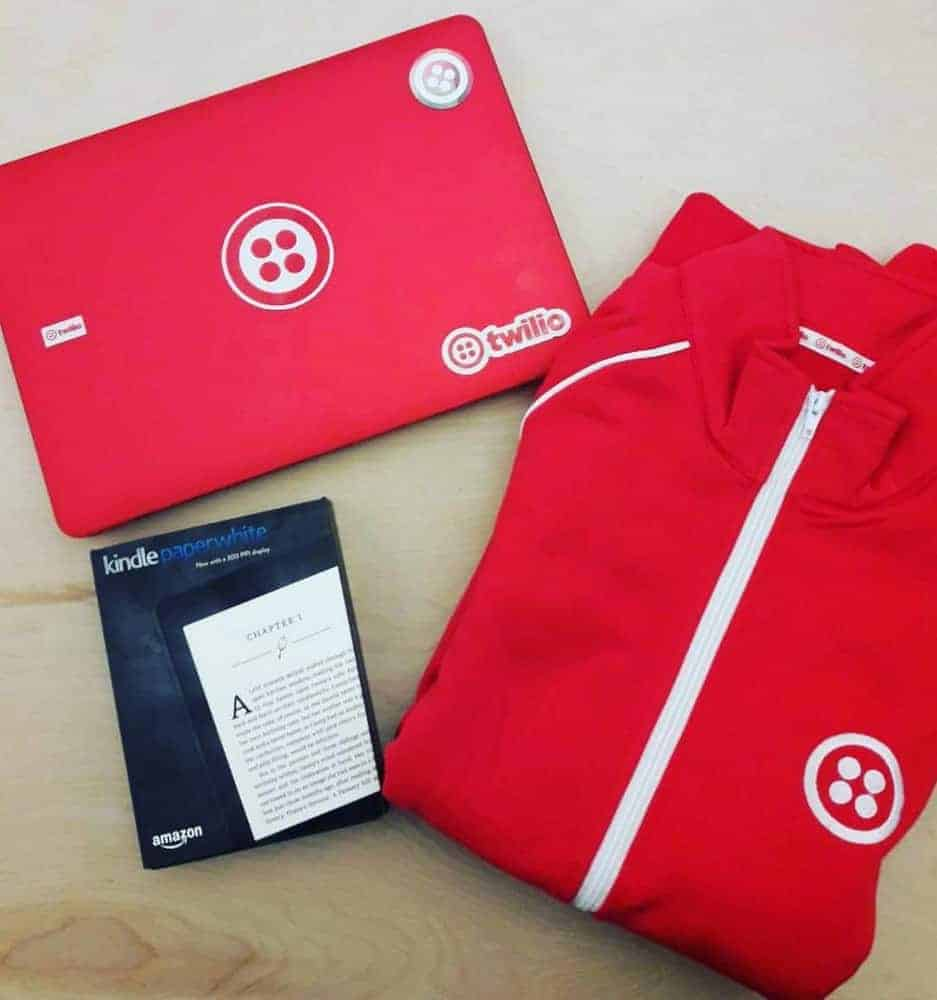 onboarding process kit twilio