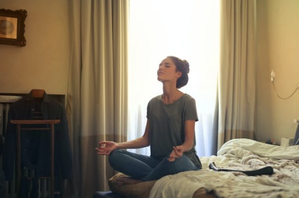 meditation can be a key part of reversing employee burnout
